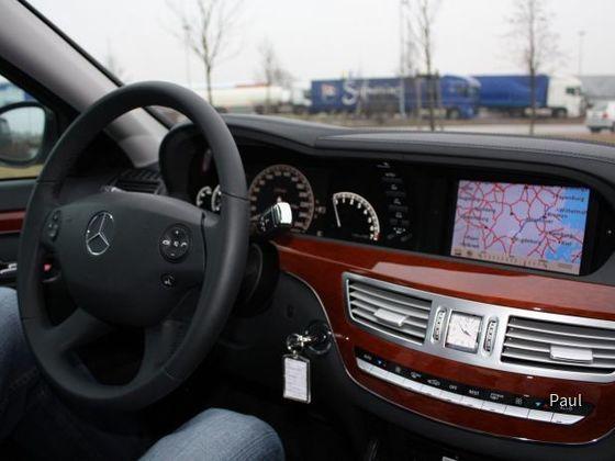 Mercedes S 350 von Europcar