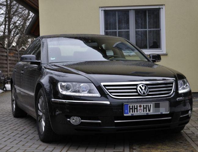 Europcar | VW Phaeton 3.0TDI