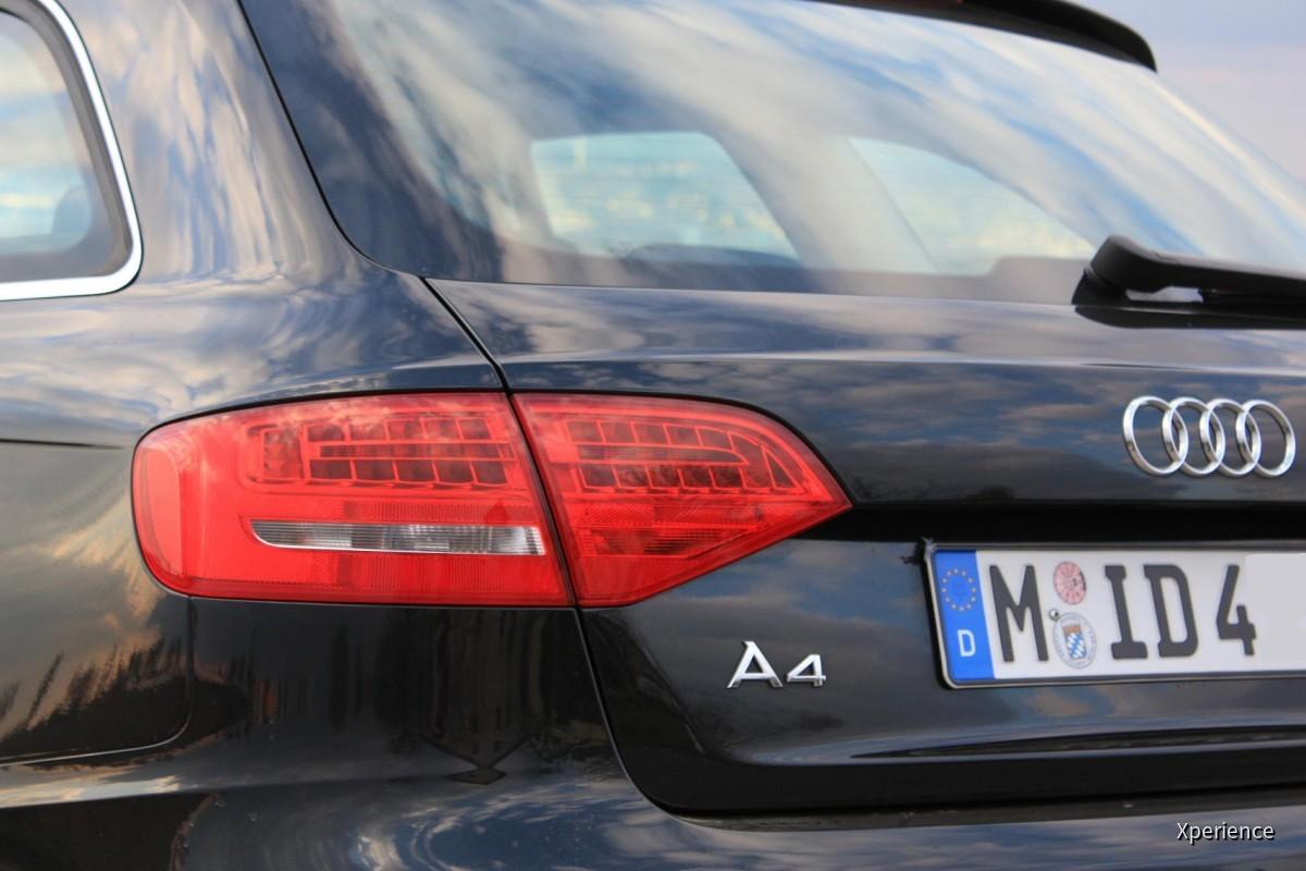 Audi A4 2.0 TDI Avant - Sixt