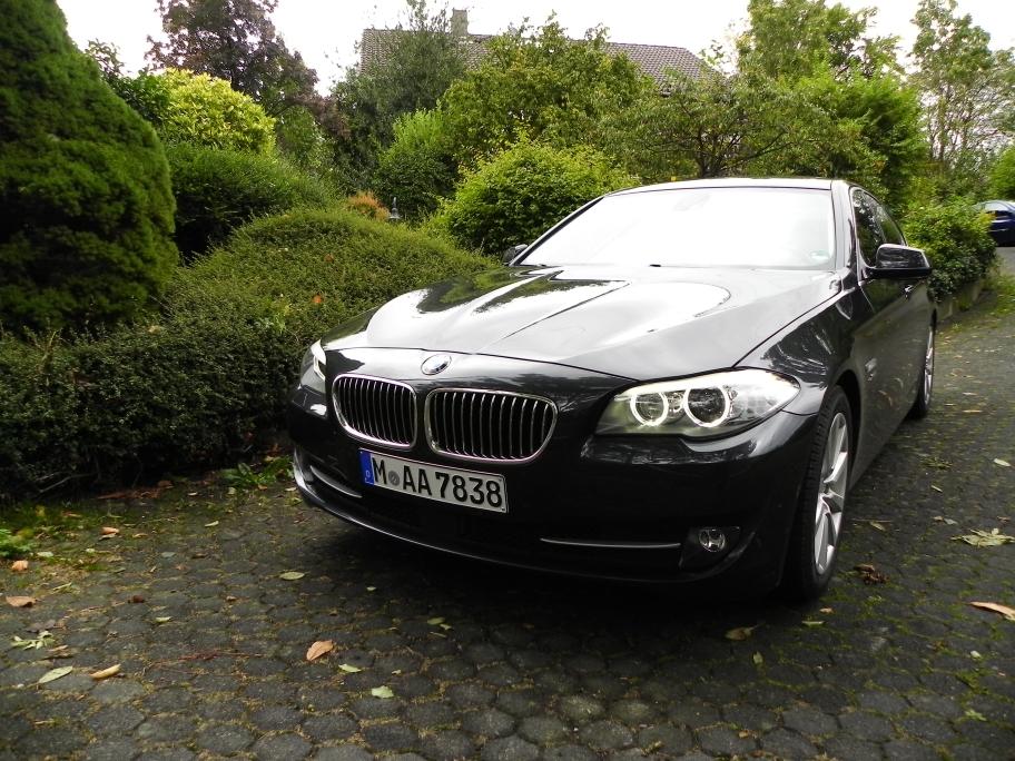 BMW 525dA | Sixt BMW-NL Bonn