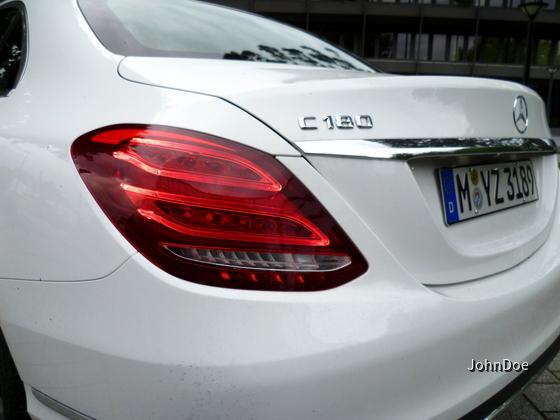 Mercedes Benz C180 Limousine   Sixt Detmold