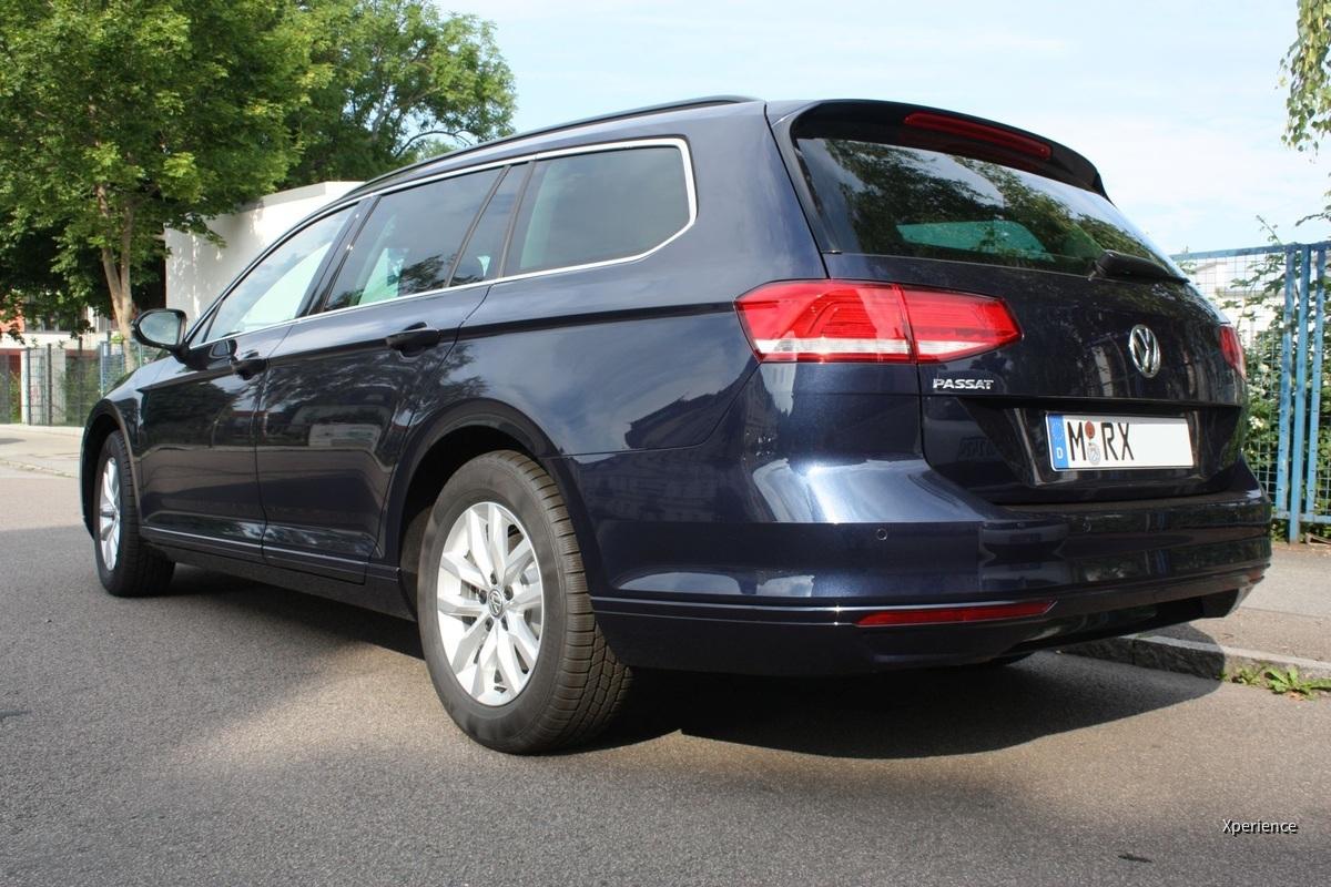 VW Passat B8 Variant 2.0 TDI BlueMotion Technology (150 PS) Comfortline