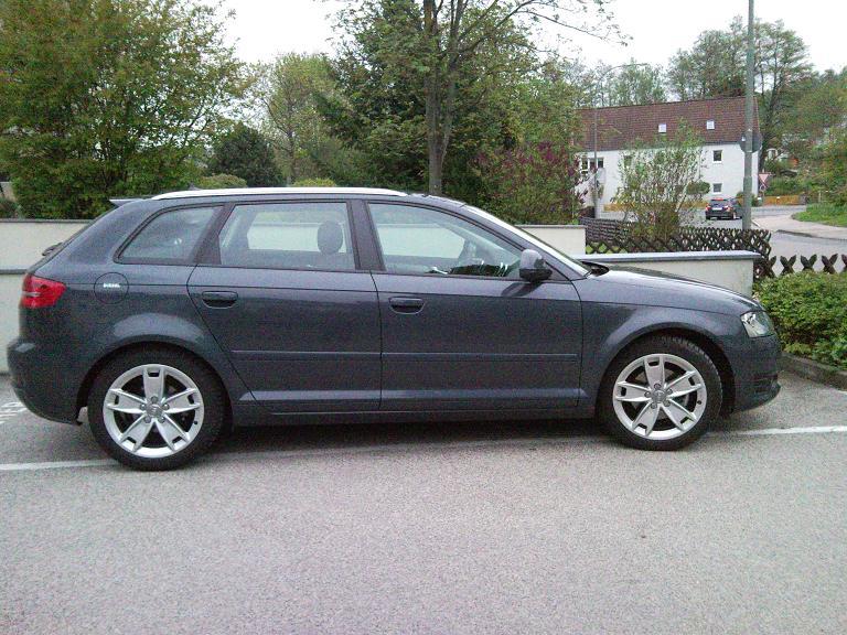 Audi A3 2.0 TDI SB Sixt MUC