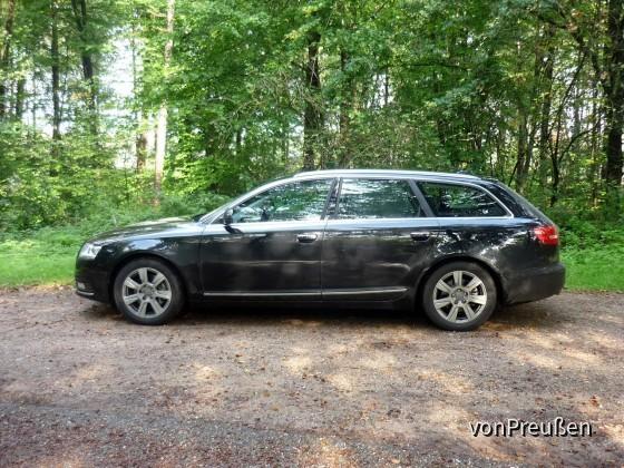 Europcar PWAR: Audi A6 2.7 TDI Quattro