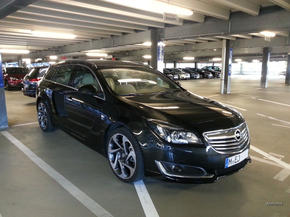 Opel Insignia 2.0 CDTI (170 PS) Sports Tourer Innovation