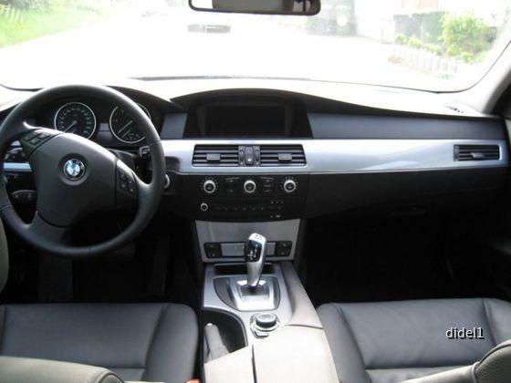 Sixt BMW 525d Automatik