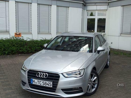 Audi A3 SB 2.0 TDI