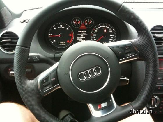 Audi A3 Sline 2.0 TDI AVIS FFM
