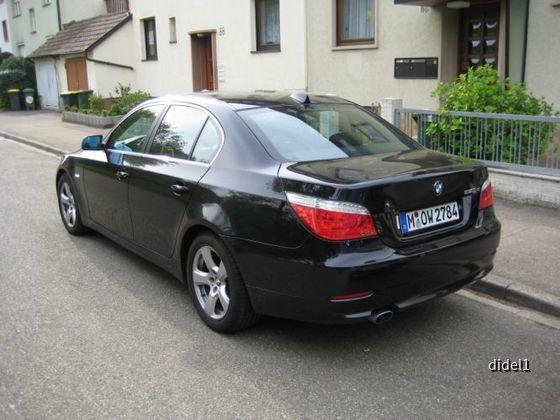 Sixt BMW 520d Automatik