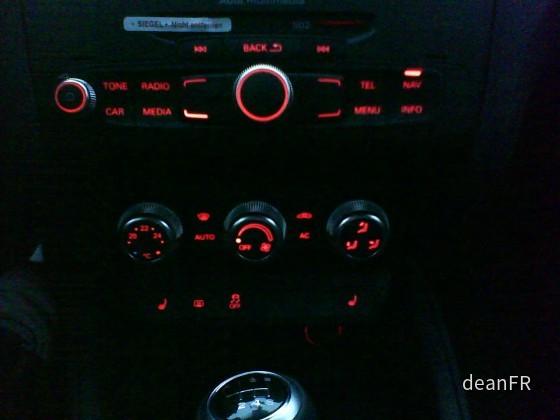 Audi A1 Europcar SD-Slot Navi