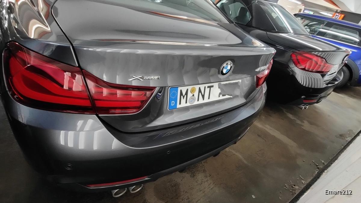 BMW 430dx Coupe M-Paket | Sixt Düsseldorf Zentrum/HBF