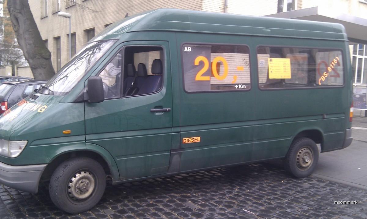 sprinter 208