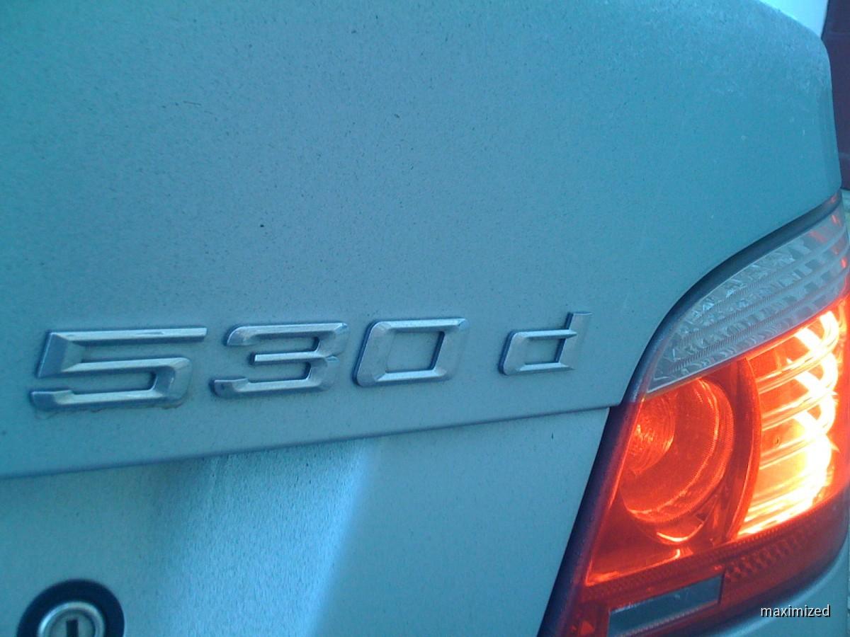 BMW 530dA (E60)