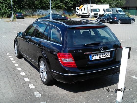 Tatort Sixt Lübeck Waisenallee 28/07/2013