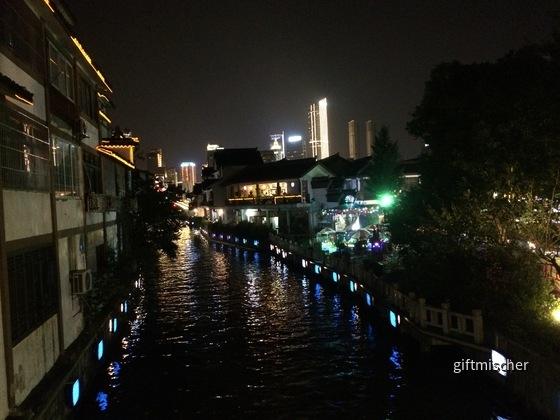 Wasserstadt_nachts