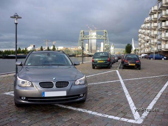Sixt LWAR BMW 525d Touring