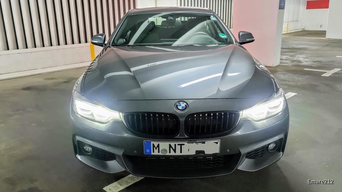 BMW 430dx Coupe M-Paket   Sixt Düsseldorf Zentrum/HBF
