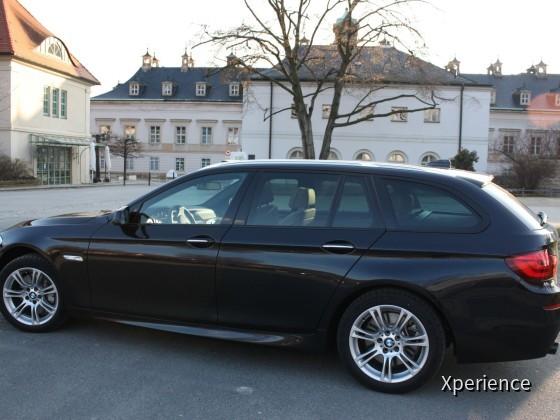 BMW 535d touring (F11) M-Sportpaket | Sixt Dresden Flughafen