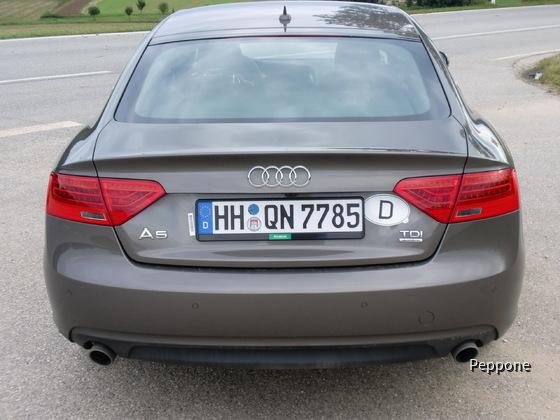 Audi A 5 Sportback 3.0 TDI Quattro 004