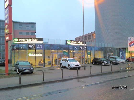 Enterprise Rostock, 27.2.
