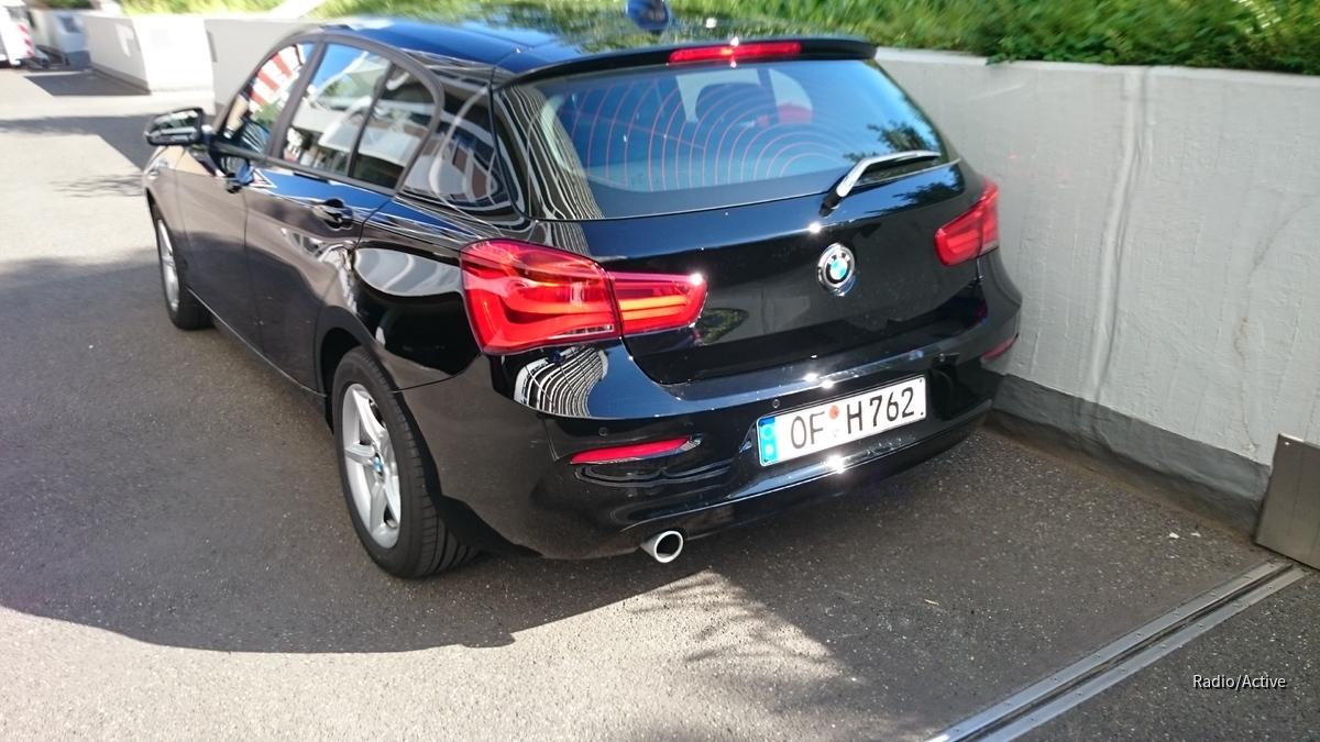 Bmw 116i | Sixt Bonn BMW NL