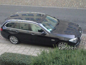 BMW 530d Touring EZ10/10