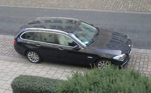 BMW 530d Touring EZ10/10