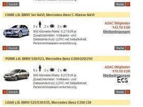 crazy prices bei Sixt