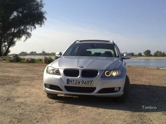 BMW 318d Touring Sixt