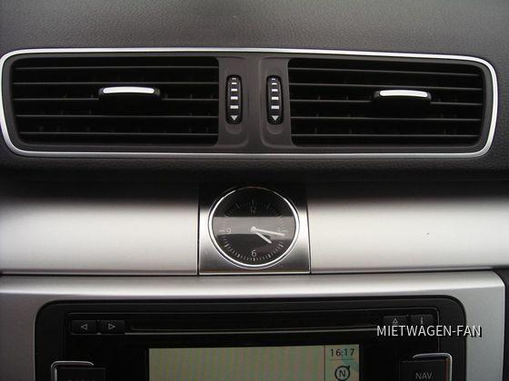 VW Passat CC | Europcar