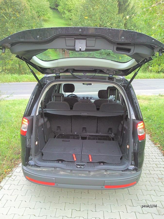 Galaxy 1.6 TDCi, 85 kW