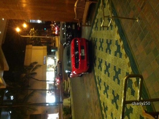 Mustang @ Hyatt Regency Waikiki