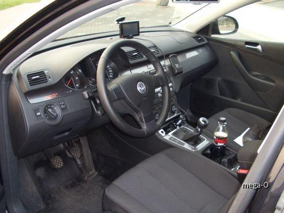 VW Passat Variant 2.0 TDI EC