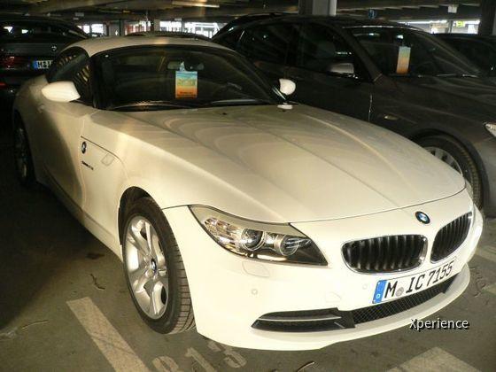 BMW Z4 sDrive23i (Sixt)