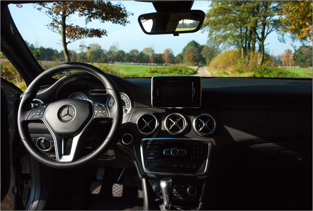 Mercedes Benz A180 BE MAN 122PS Herbst