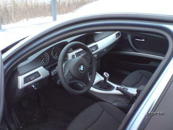 BMW 318i Limousine Hertz