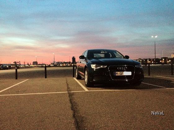 Audi A6 3.0 TDI von Sixt