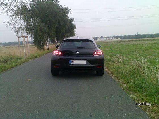 VW Scirocco 2.0 TDI (SIXT)