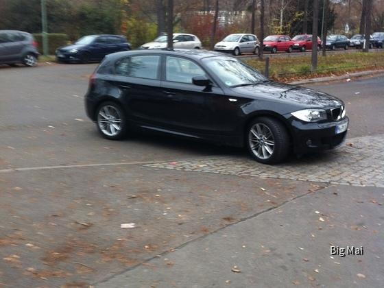 BMW 118i von Sixt