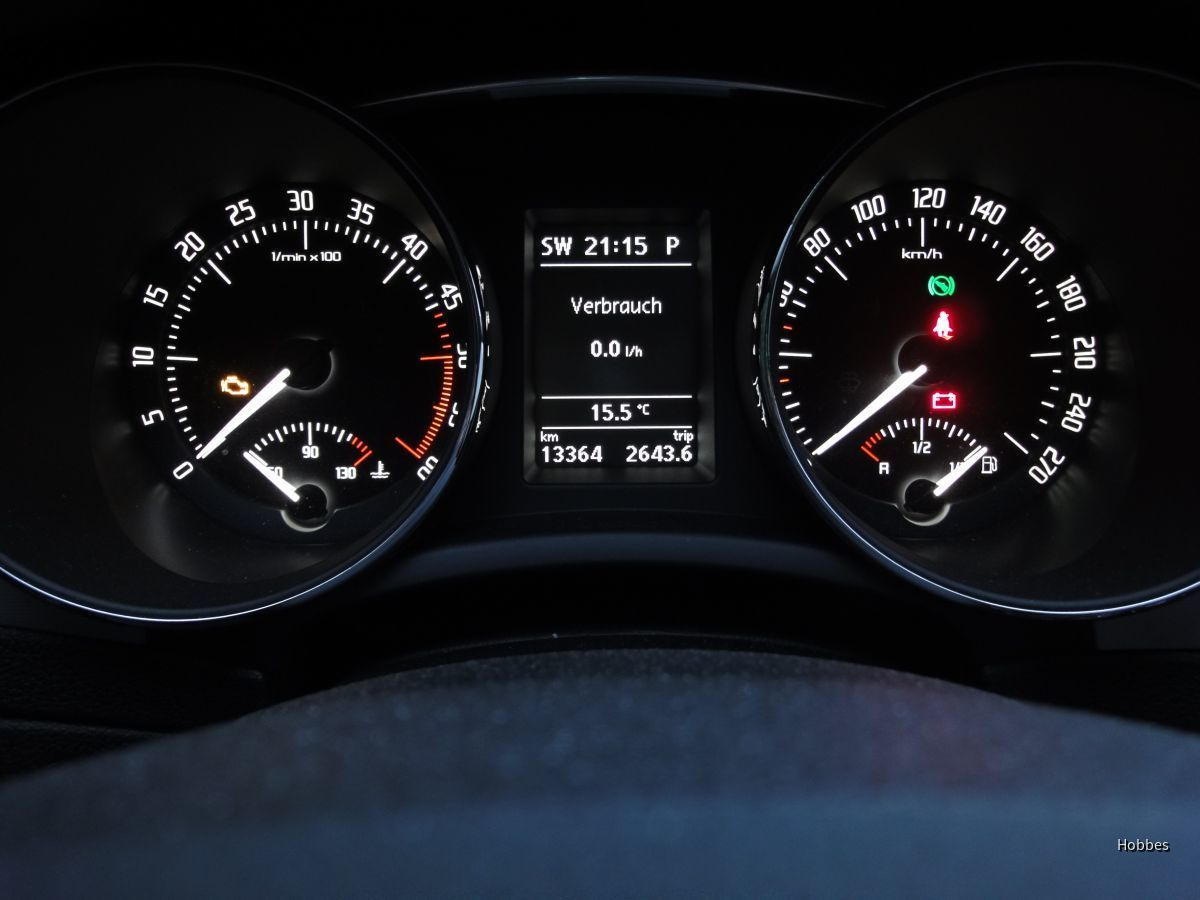 Skoda Superb 2.0 TDI | Europcar Nürnberg