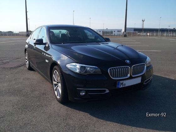 BMW 530D 2014