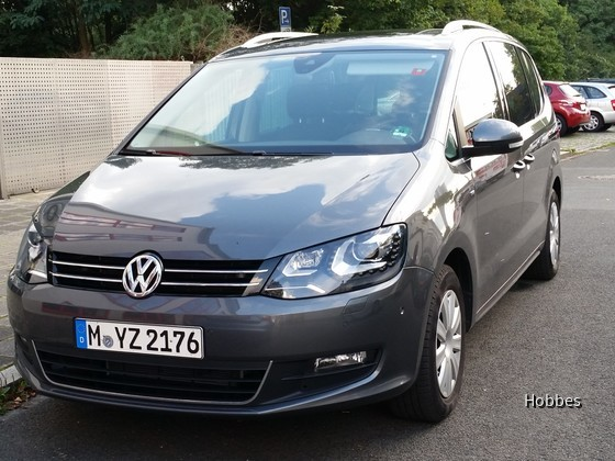 "VW Sharan 2.0 TDI ""Club"" | Sixt"
