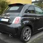 Abarth 500C von Europcar