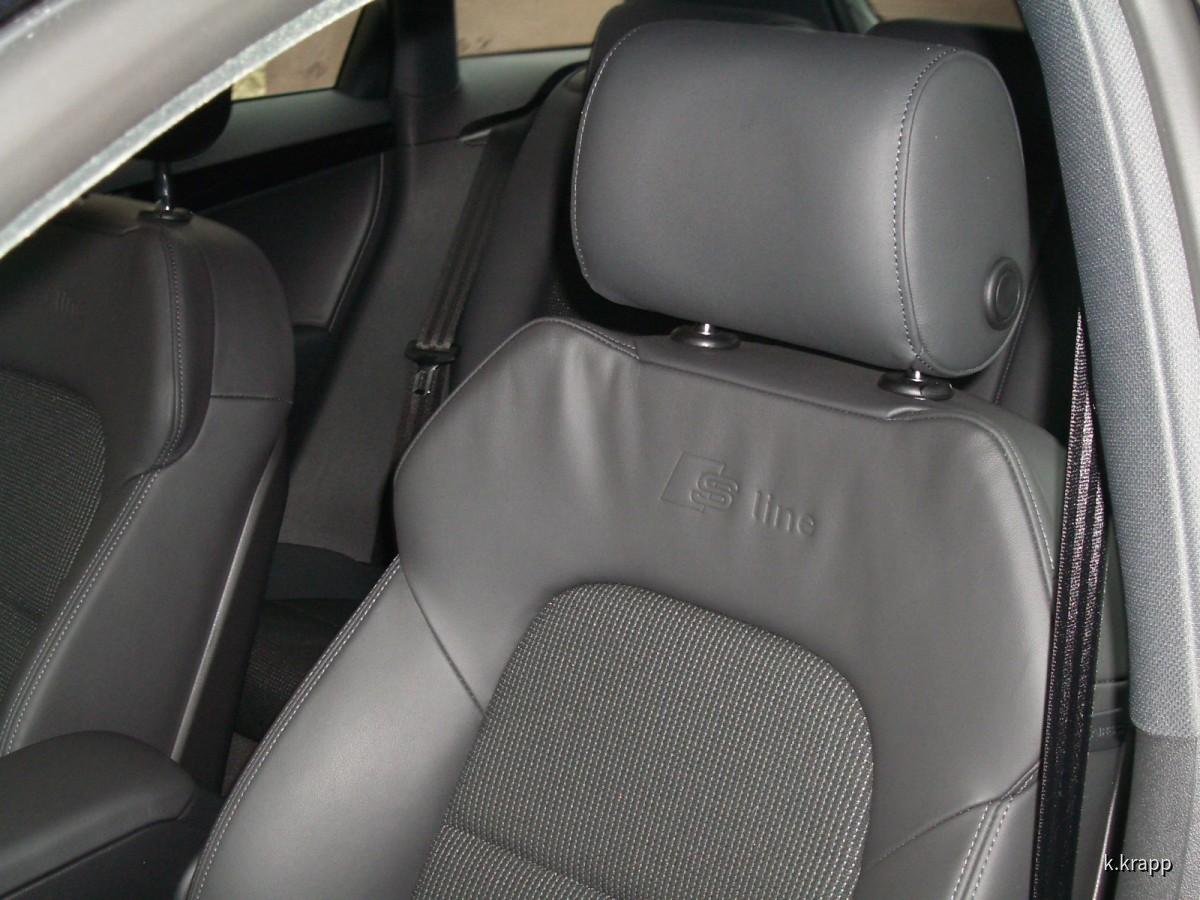 Audi A3 SB 2.0TDI S-Line; Sixt