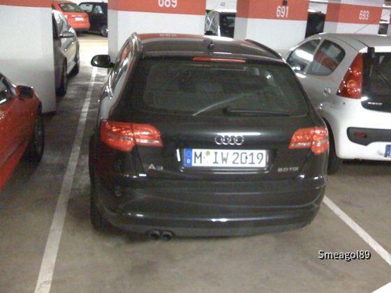 Audi A3 Sportback 2.0 TDI Sixt