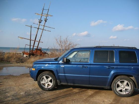 AVIS Canada - Jeep Patriot