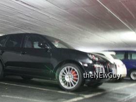 Porsche Cayenne Turbo (oder GTS?)