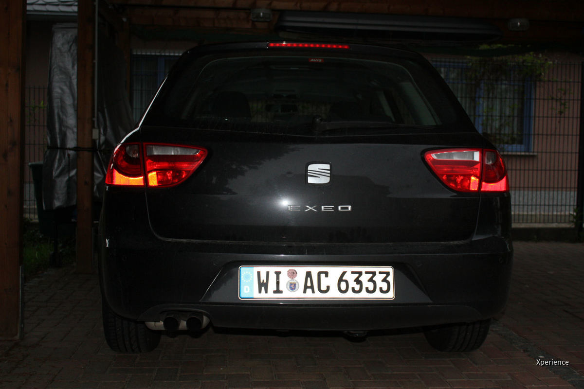 Seat Exeo 1.8 T ST - AVIS