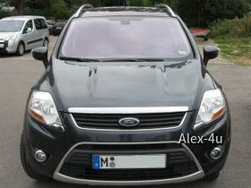 Ford Kuga 4x4 frontend