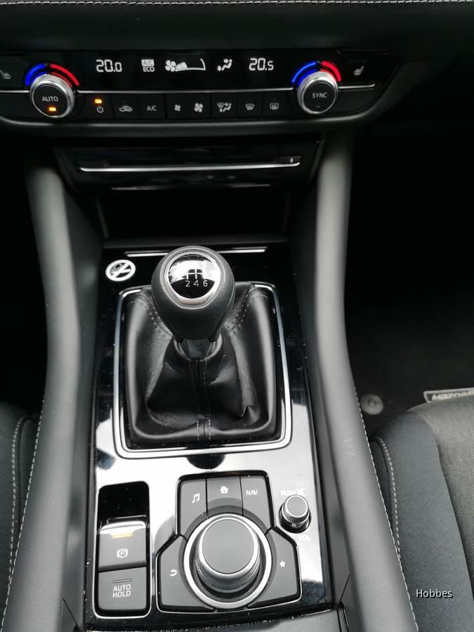 Sixt   Mazda 6 Kombi